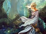 Charming Maiden Of Wizdom