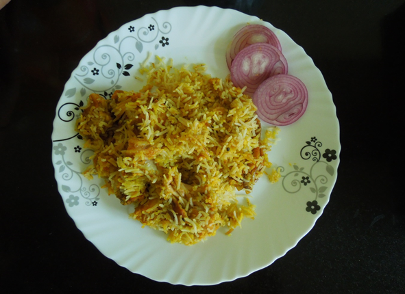 Grill Chicken Biryani Recipe