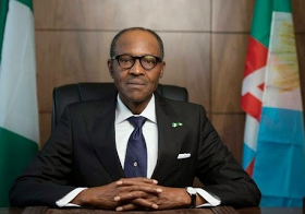 """""""We are determined to crush terrorism & insurgency"""" - President Buhari Easter Message to Nigerians"""