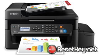 Reset Epson L575 ink pads are at the end of their service life
