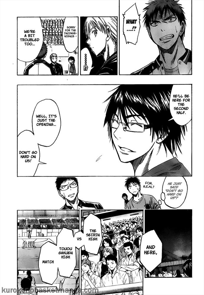 Kuroko no Basket Manga Chapter 42 - Image 17