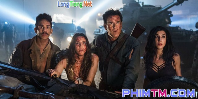 Xem Phim Ash Vs. Ma Cây 3 - Ash Vs Evil Dead Season 3 - phimtm.com - Ảnh 1