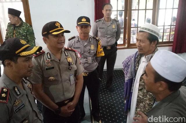 Tak Punya Hati! Tokoh NU Jawa Barat Dianiaya Di Dalam Masjid Saat Sedang Dzikir