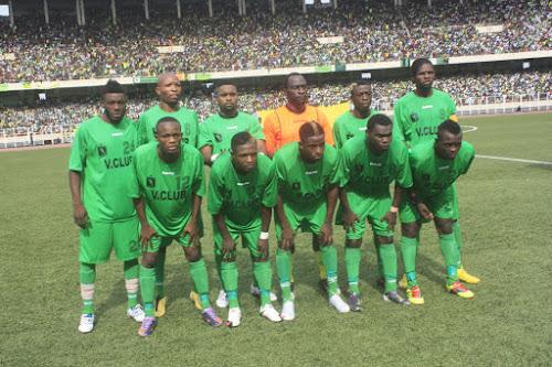 CAF- C1: Vclub qualifié pour les 16e de finale