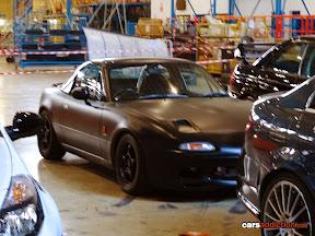 Mazda MX5 - Eunos