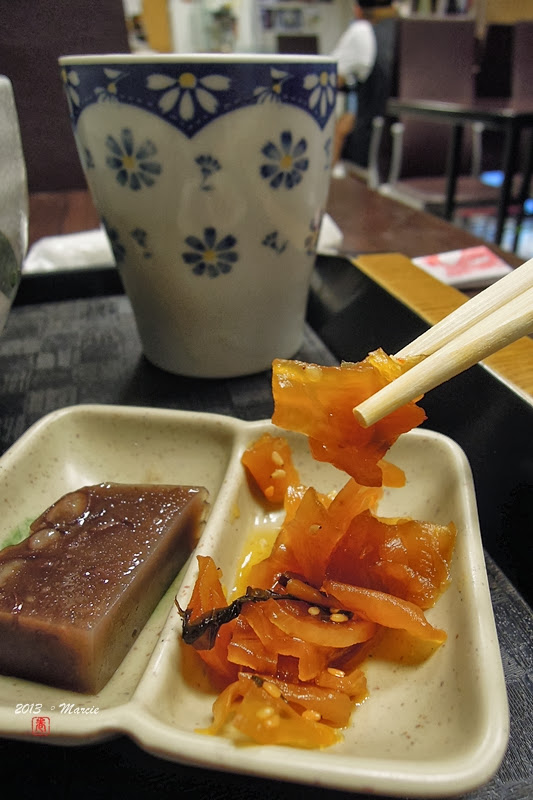 台北三明堂 日式 烏龍麵