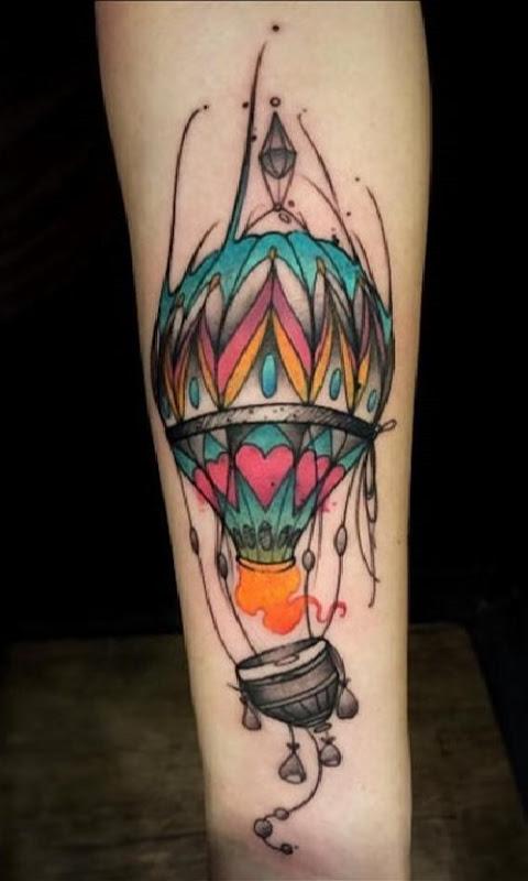 este_criativo_de_balo_de_ar_quente_tatuagem