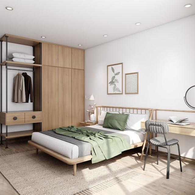 3 Yếu tố thiết kế phong cách tối giản trong căn hộ hiện đại