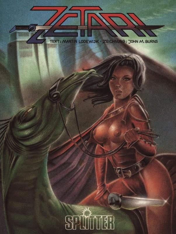 Zetari (1986) - komplett