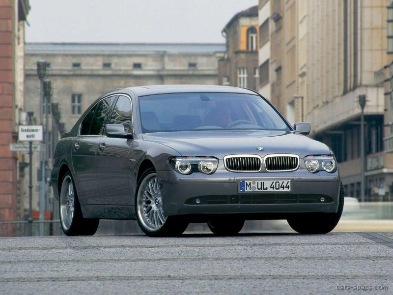 BMW Series Sedan Specifications Pictures Prices - 2002 bmw 760li