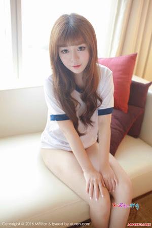 Hot girl China xiuren