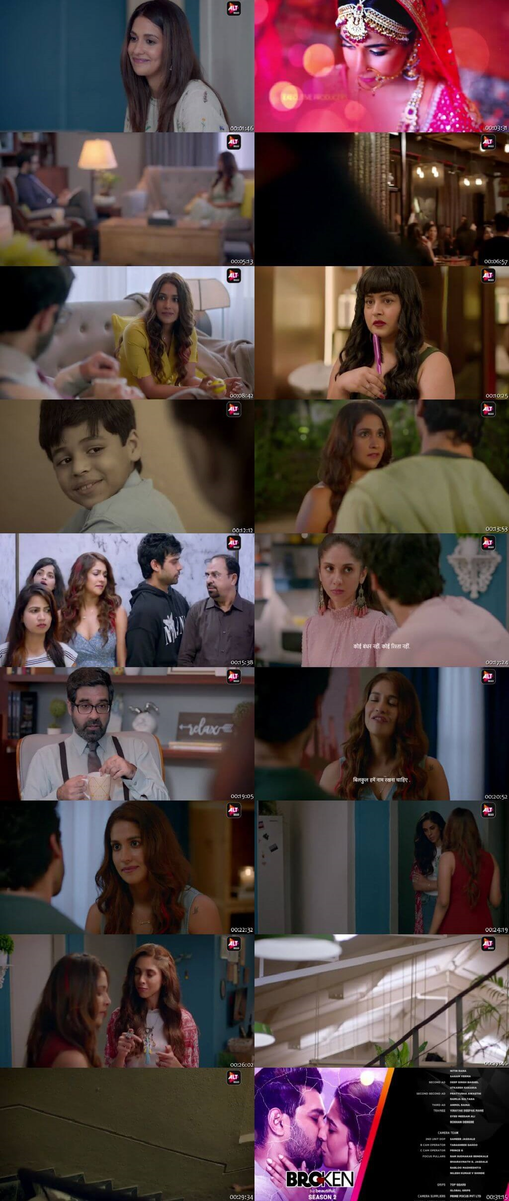 Screenshots Of Hindi Show Broken But Beautiful Season 01 2019 Complete - All Episodes 300MB 480P HD
