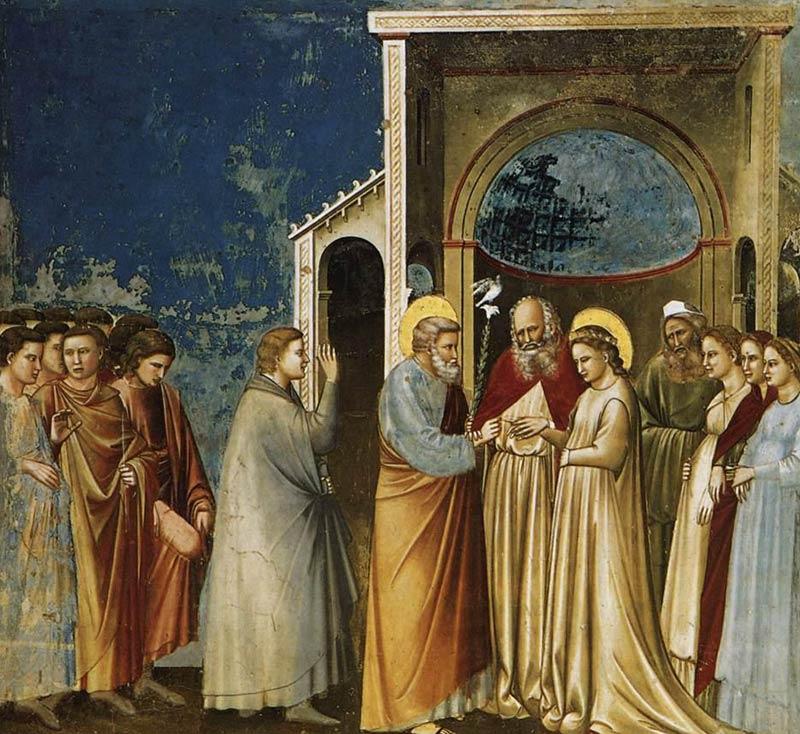 05 Sposalizio della Vergine