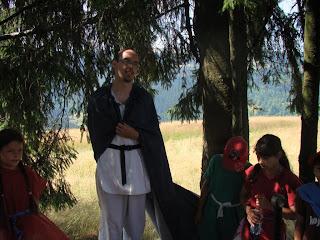 2011 Tábor - Po stopách kráľa Artuša