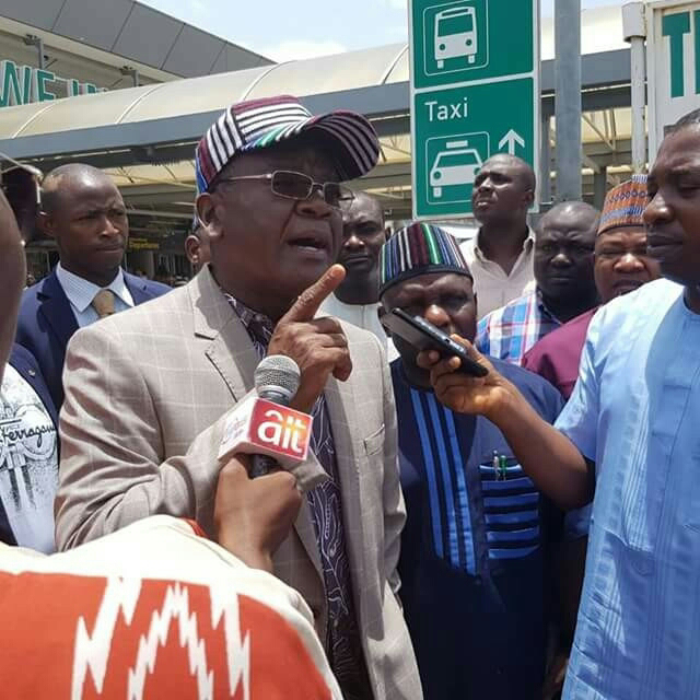 Attacks won't make us repeal the anti-grazing law - Governor Ortom