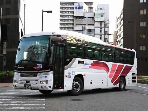 西日本鉄道「ひのくに号」 7624