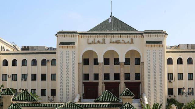 """الجزائر، محكمة الغزوات،  ولاية تلمسان الجزائرية، رئيس بلدية """"سيدي مجاهد""""،  تحرشات رئيس البلدية، حربوشة نيوز"""