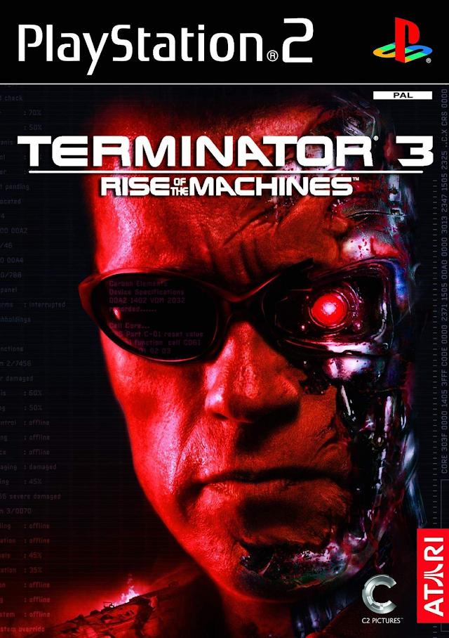 TERMINATOR 3: RISE OF THE MACHINS