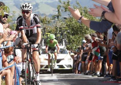 Laurens Ten Dam weet van geen ophouden en gaat ook in 2019 nog steeds door als renner