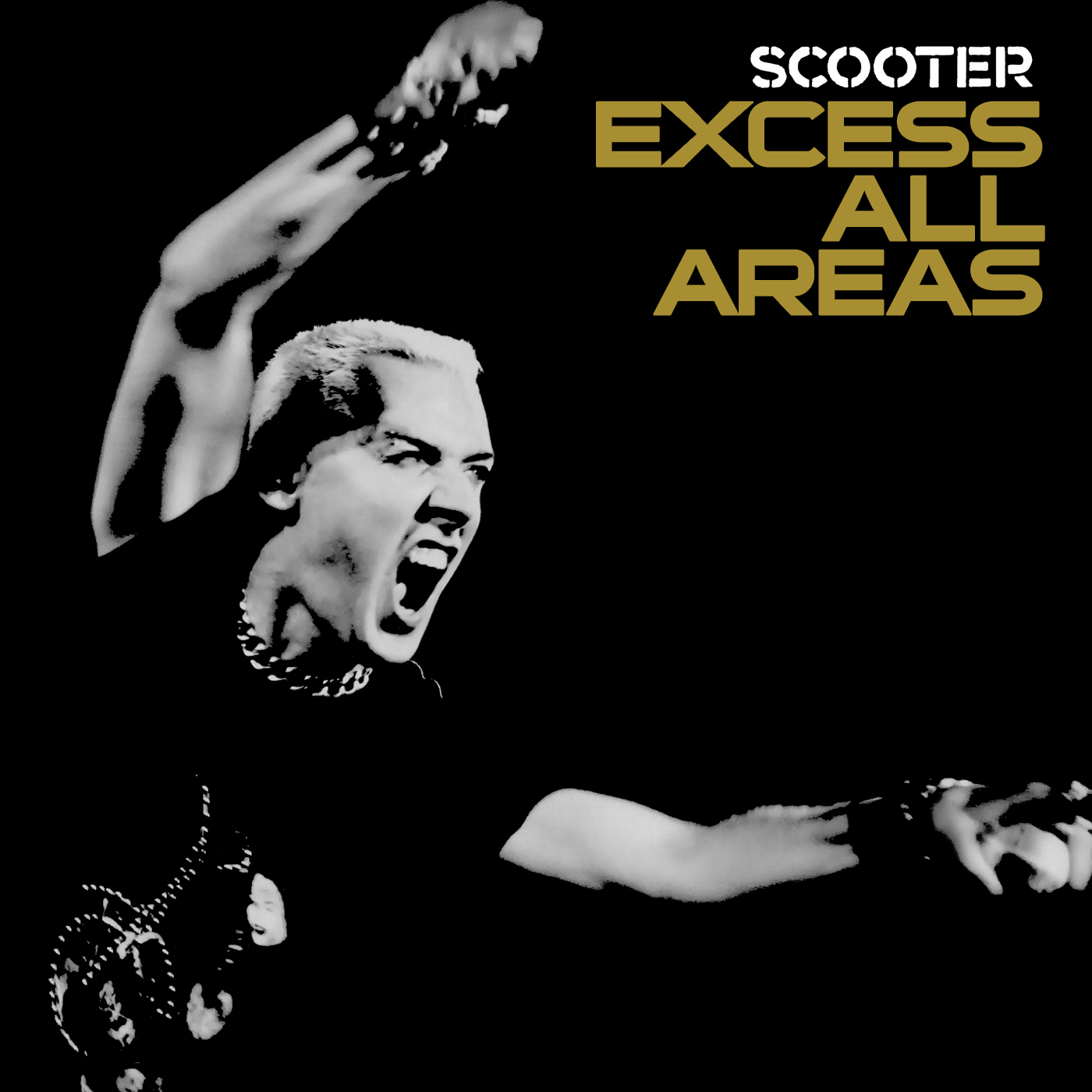 Album Artist: Scooter / Album Title: Excess All Areas