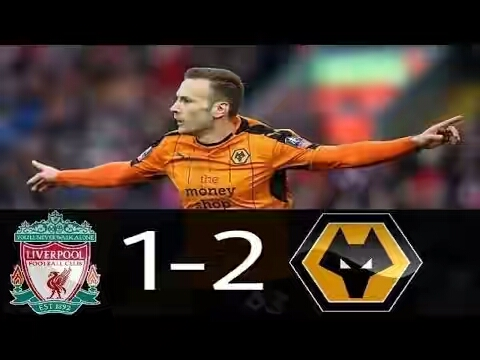 Liverpool vs Wolverhampton FA Cup Highlight