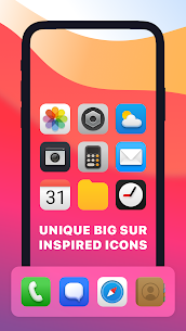 Big Sur – MacOS icon pack 1