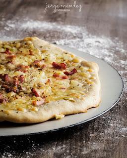 Masa de Pizza Básica