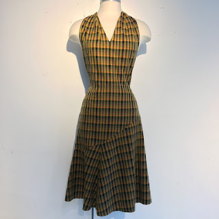 Derek Lam Plaid Dress