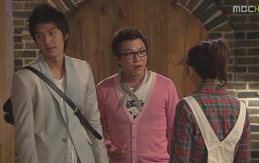 Lee Min Ho, Jung Sung Hwa, Son Ye Jin