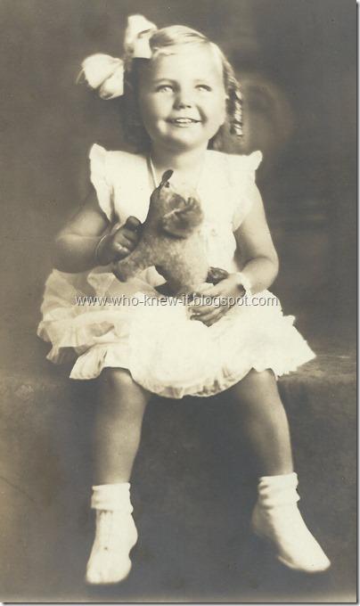 Geraldine c 1932