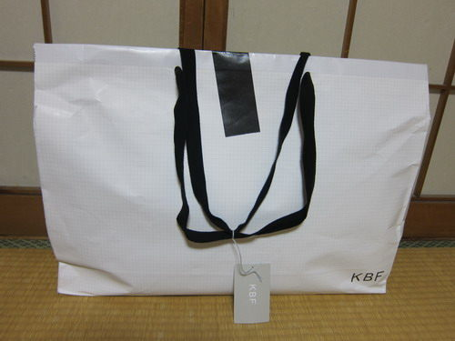 2012 KBF 新春衣服福袋-日本大阪在地代買、代購、代標-Egg X Danny in jp