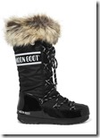 Moon Boot Faux Fur Trimmed Snow Boot