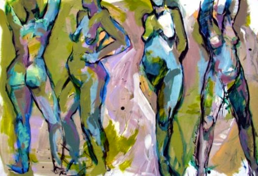 Joanne Beaule Ruggles captures the human body in art   Figurative