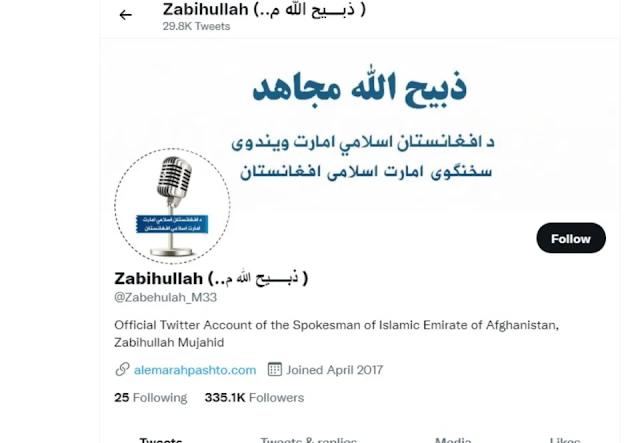"""Trump critica """"hipocresía"""" de Twitter al prohibirlo, pero sí dar acceso a """"talibanes asesinos"""""""