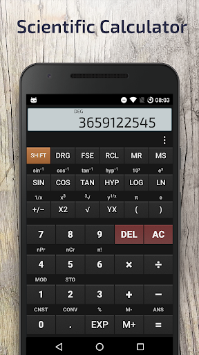 Scientific Calculator v2.9.1 [Ad Free]