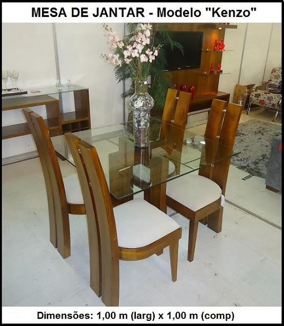 mesa para sala pequena