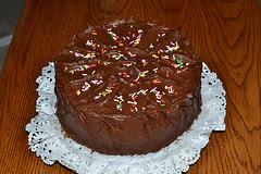 Fantastic Bonnie Banters Very Happy Birthday Pound Cake With Rich Chocolate Birthday Cards Printable Giouspongecafe Filternl