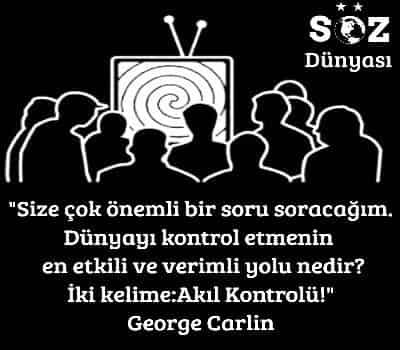 George Carlin Sözleri