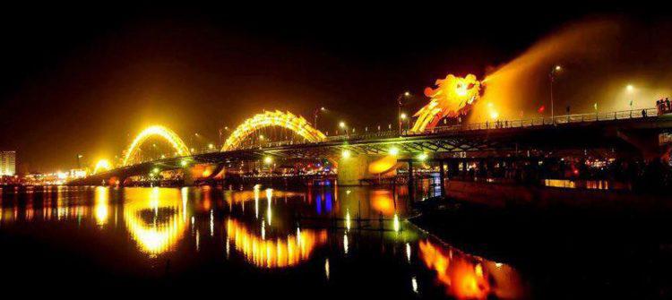 Cầu Sông Hàn, Cầu Rồng, Cầu Thuận Phước có tại ĐÀ NẴNG
