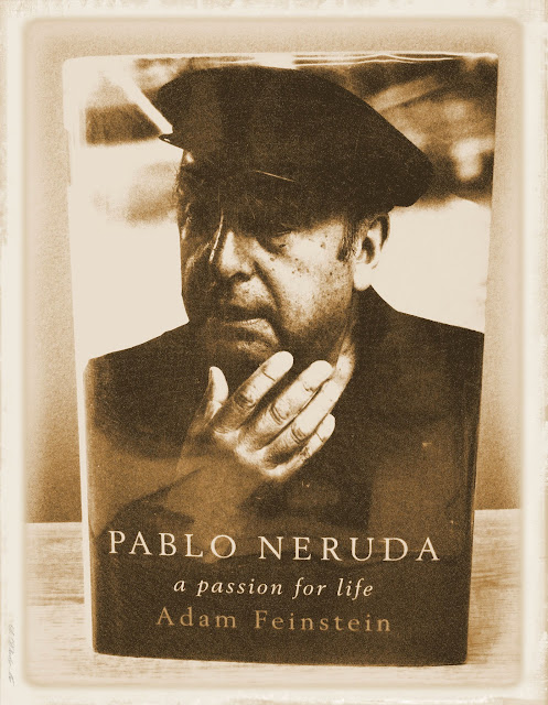 Walk in the Woods with Pablo Neruda (9/21/2014)
