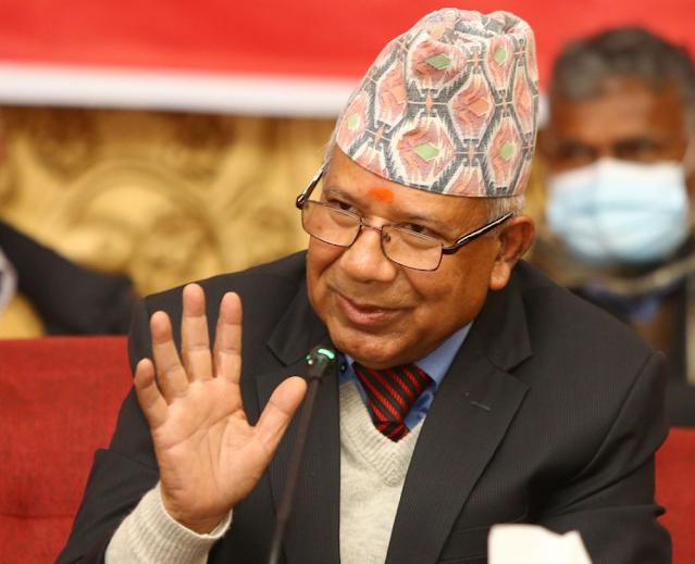यही हप्ता सरकारमा जाँदैछौँ  : अध्यक्ष नेपाल