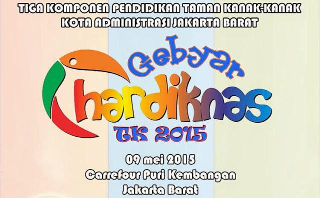 Peringati Hardiknas, IGTK Kecamatan Kembangan Gelar Lomba Seni dan Olahraga