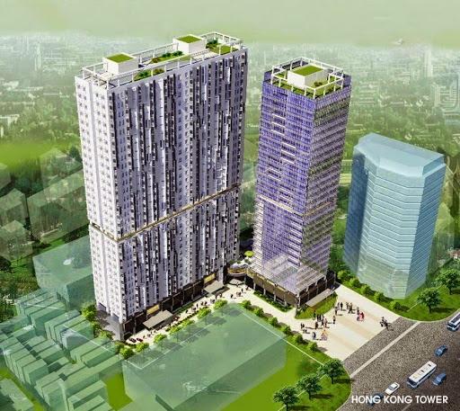 BÁN CHUNG CƯ HONGKONG TOWER 243 ĐÊ LA THÀNH 0916920288