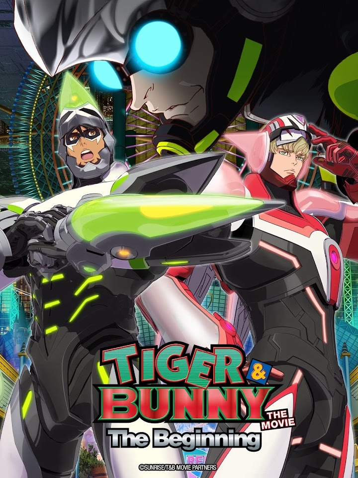 Tiger & Bunny The Movie – The Beginning