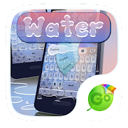 Water GO Keyboard Theme 4.16 Icon