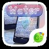 Water GO Keyboard Theme