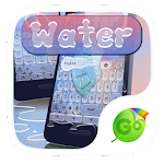 Water GO Keyboard Theme