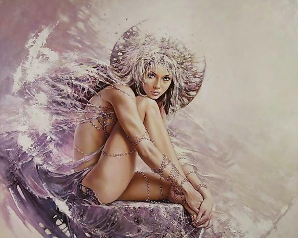 Sniw Fantasy Girl, Magic Beauties 1