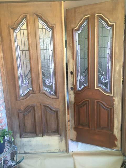 Galloway Doors Before