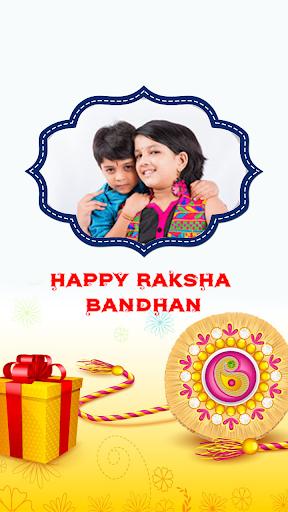 Rakhi PHOTO Frame Editor- Rakshabandhan Frame 2018 2.0 screenshots 9